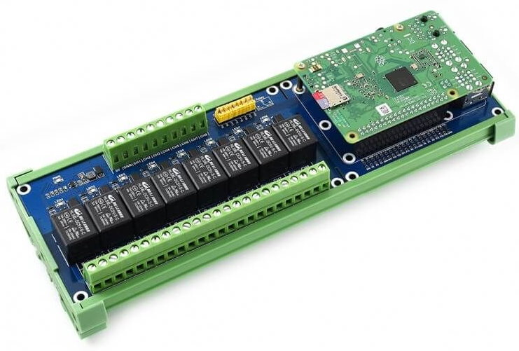 SICS-enabled-8-channel-relay-expansion-board-for-raspberry-pi