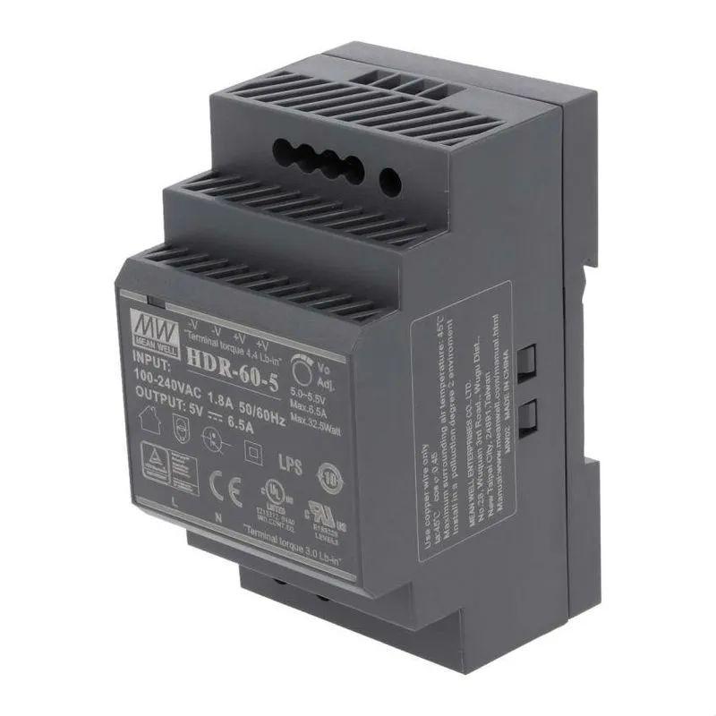SICS-enabled-schaltnetzteil-hutschiene